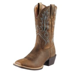 Botas Ariat Mod Mens Sport Outfitter Distressed Brown