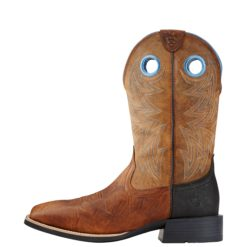 Botas Ariat Mod Mens Heritage Cowhorse Bar Top
