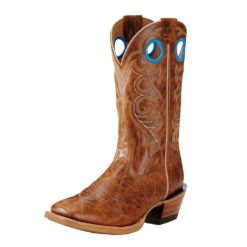 Botas Ariat Mod Mens Crossfire Bite The Dust Brown