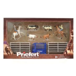 Priefert Farm & Ranch Equipment Set de Team Roping