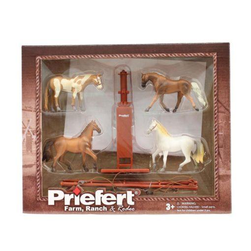 Priefert Farm & Ranch Equipment Paseador de Caballos