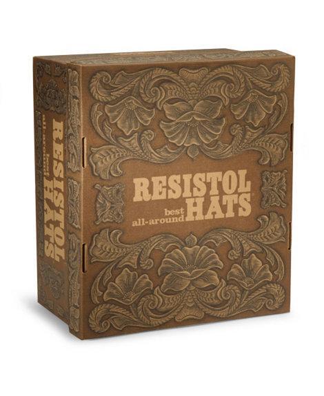 Resistol White Gold 20x