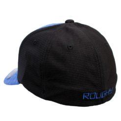 Cachucha HOoey Bruiser Black Blue Plaid