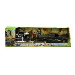 Camioneta Ford Lobo Con Remolque y Polaris RZR 1000