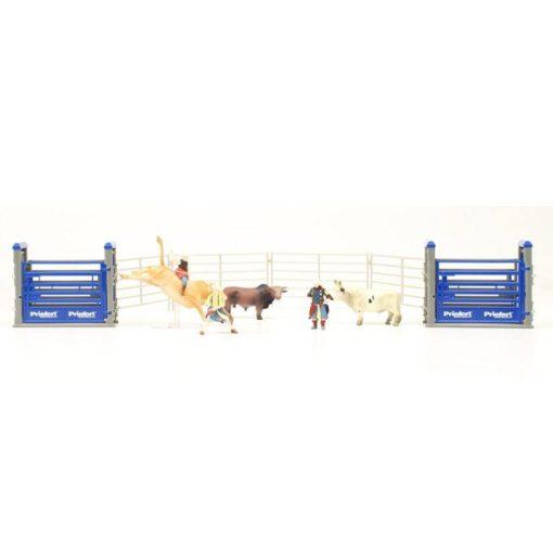 Priefert Farm & Ranch Equipment Arena de Jineteo de Toro