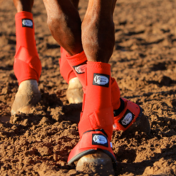 Protectores para patas Relentless color Rojo