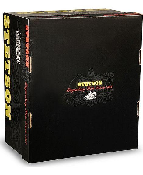 Stetson Shasta 10x Black