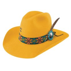Charlie 1 Horse Gold Digger Yellow