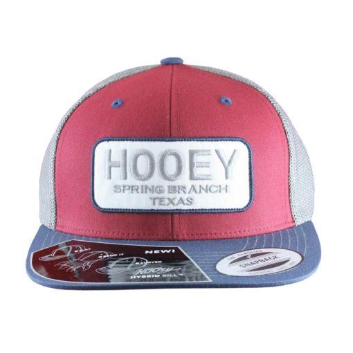 Cachucha HOoey Hometown Red Gray