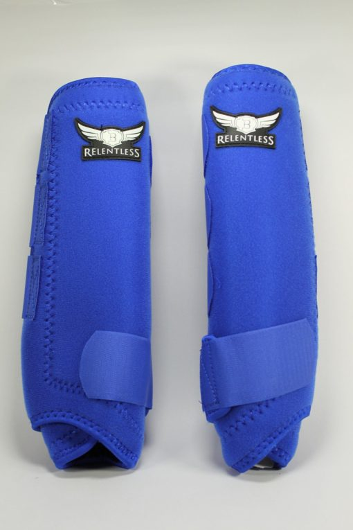 Protectores para patas Relentless color Royal