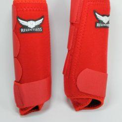 Protectores para manos Relentless color Rojo