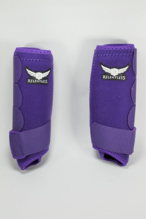 Protectores para manos Relentless color Morado