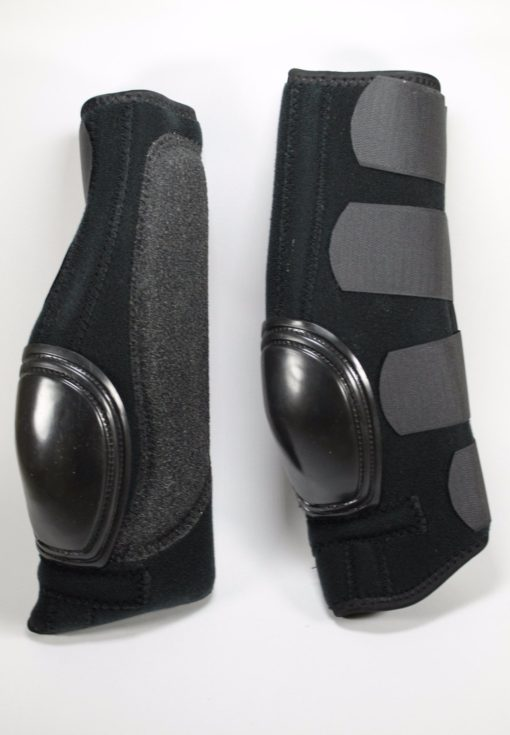Protectores para patas Cactus Gear color Negro No Rub