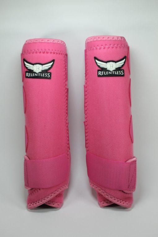 Protectores para patas Relentless color Rosa