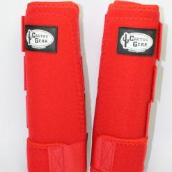 Protectores para manos Cactus Gear color Rojo