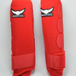Protectores para patas Relentless color Rojo