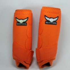 Protectores para manos Relentless color Naranja