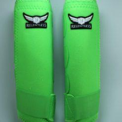 Protectores para patas Relentless color Verde Lima