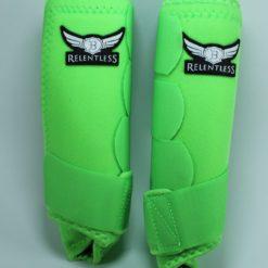 Protectores para manos Relentless color Verde Lima