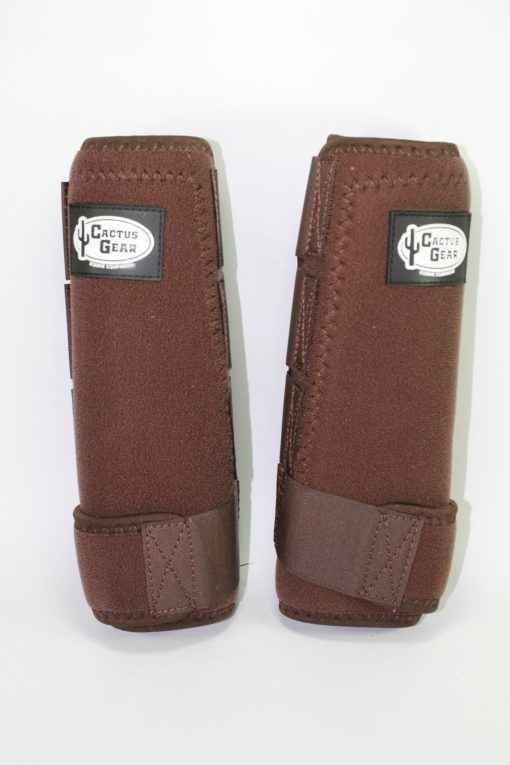 Protectores para manos Cactus Gear color Chocolate