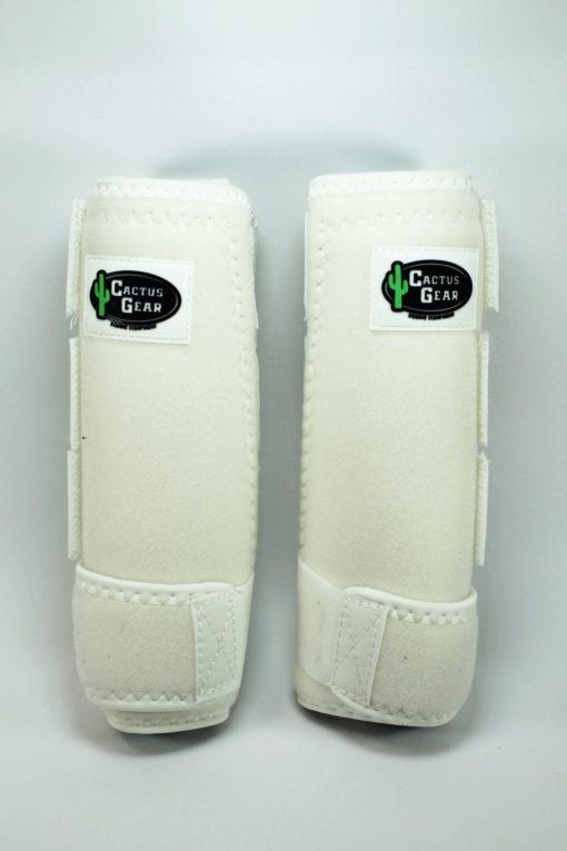 Protectores para manos Cactus Gear color Blanco