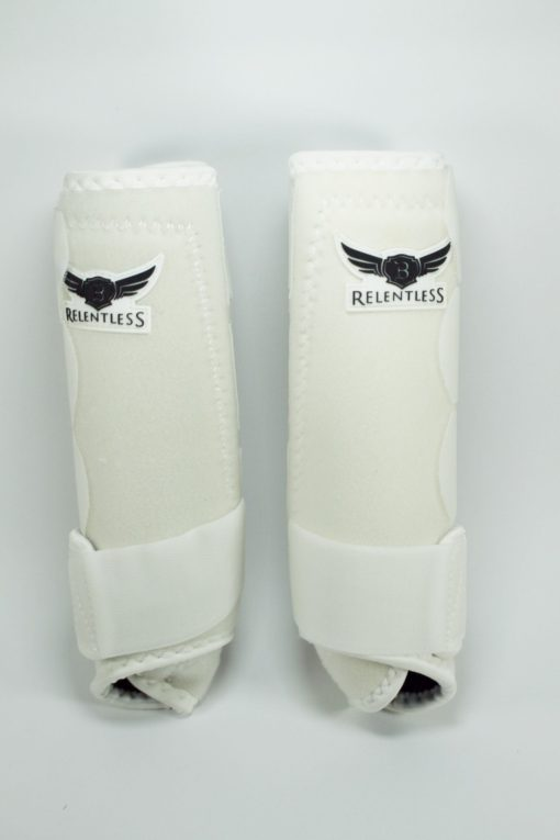 Protectores para manos Relentless color Blanco