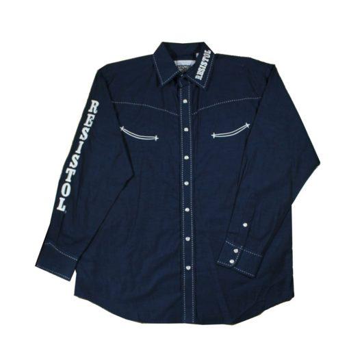Camisa Resistol Ranch Marketing Longview