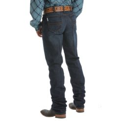 Pantalon Cinch Silver Label Mod Dark Stonewash MB980304002