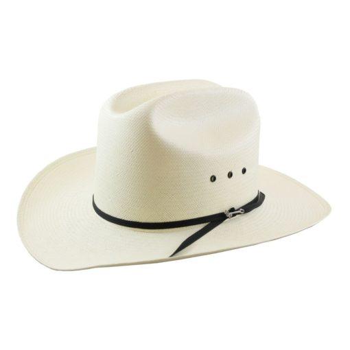 "Stetson Rancher 10x Natural Ala 3 1/2"""