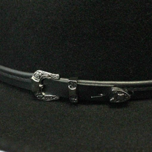 Stetson Seneca 4x Black
