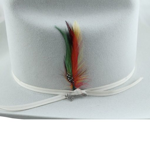 Stetson Rancher 6x Silvergrey