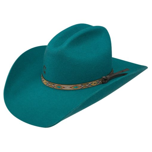 Charlie 1 Horse Teal With It 4x