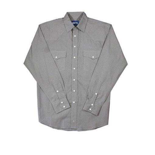 Camisa Resistol Trenton Snap