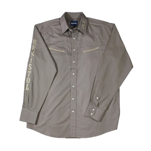 Camisa Resistol Marketing Troy