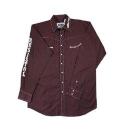 Camisa Resistol Ranch Marketing Leon