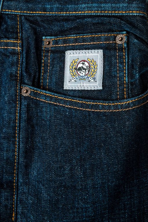 Pantalon Cinch Silver Label Mod Dark Stonewash MB980304002